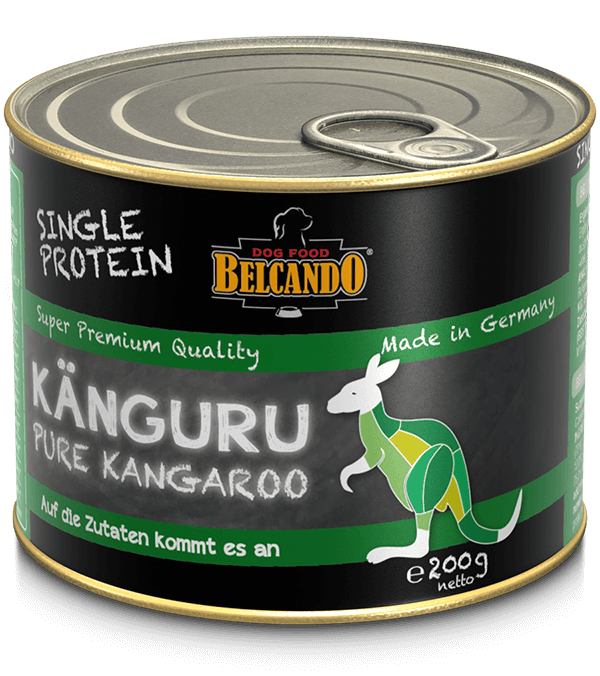 Belcando-Single-Protein-Kaengeru-200g